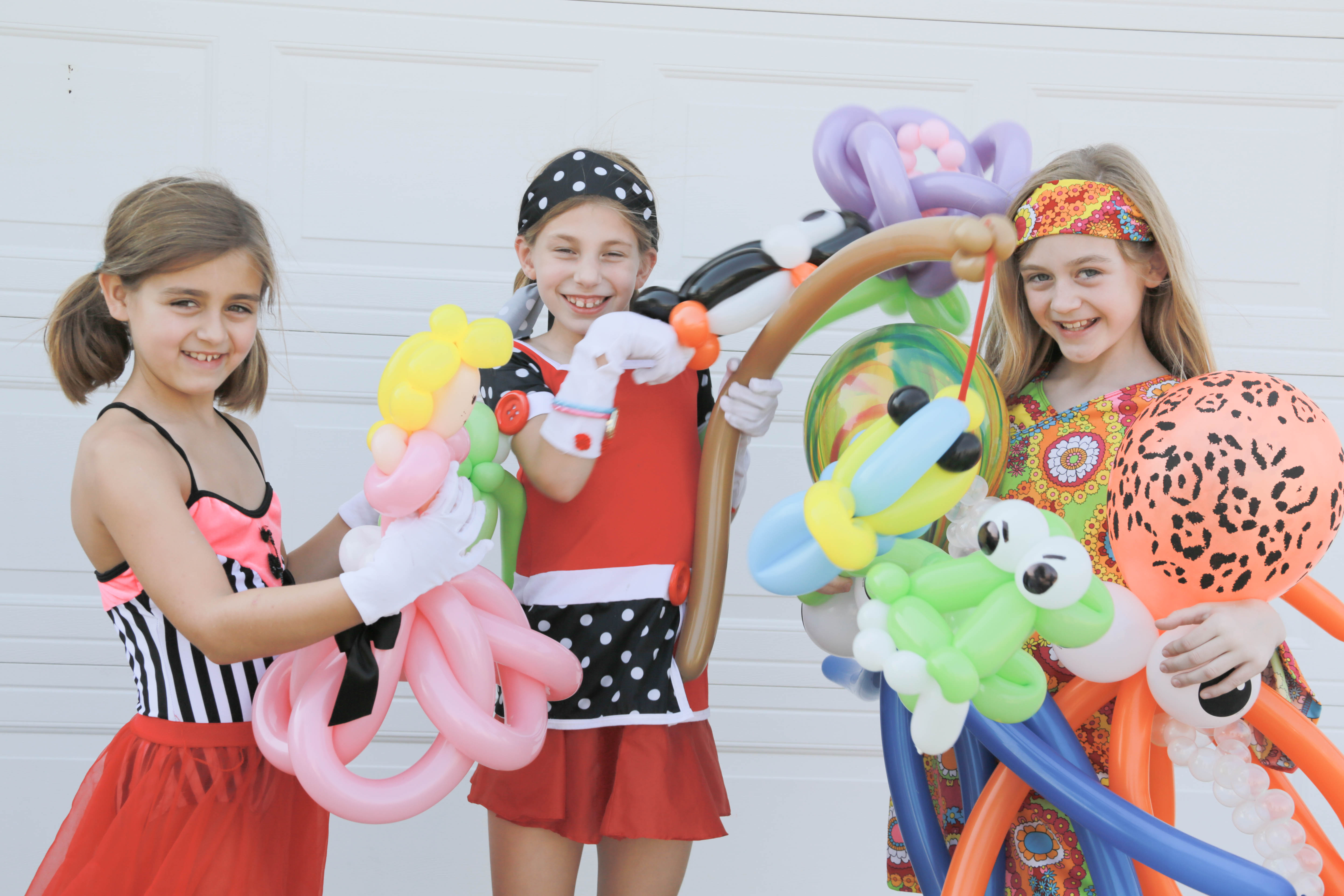 Balloon artists 2