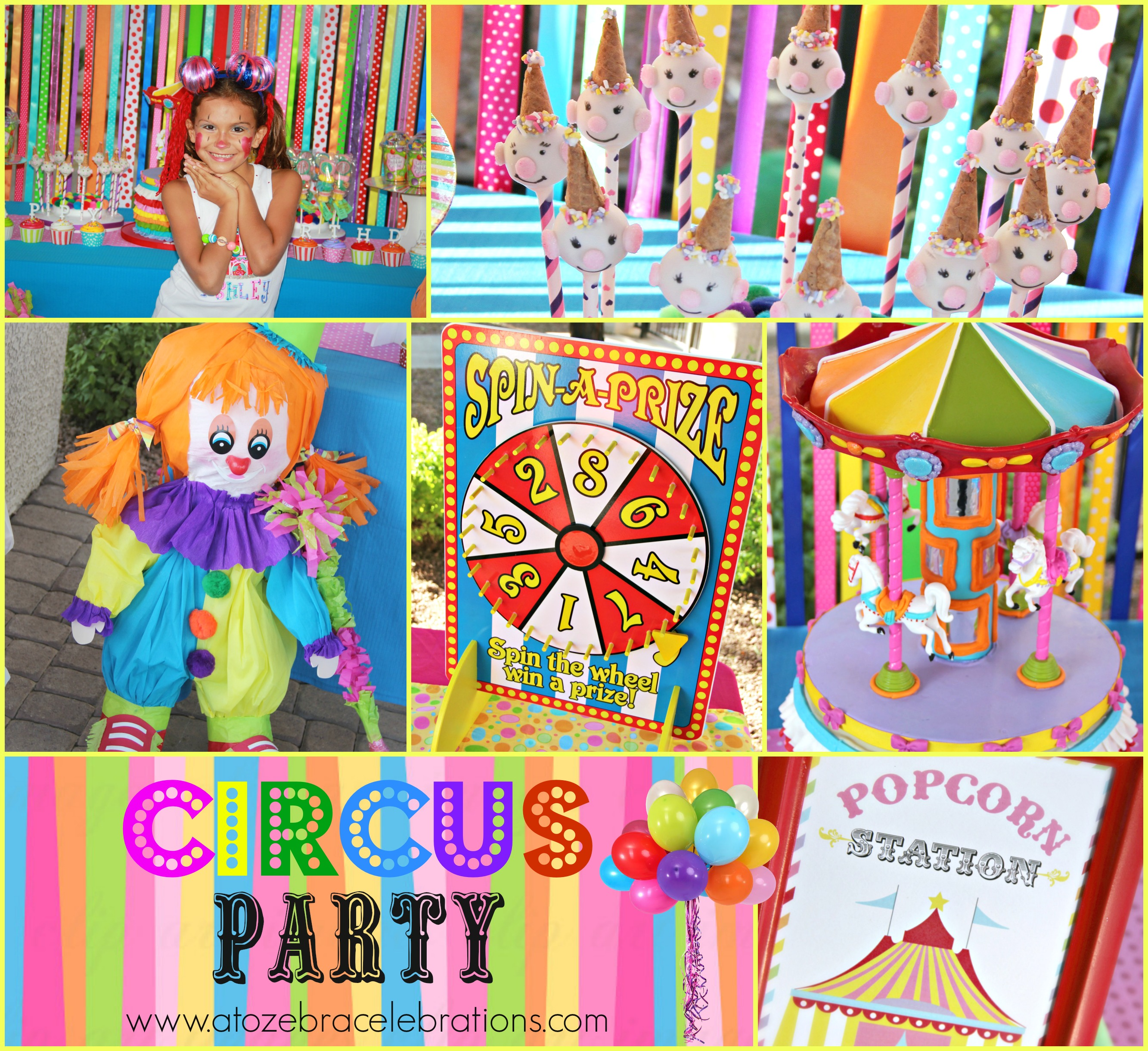 Circus party1