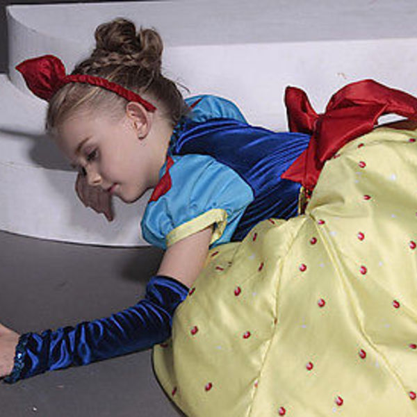 600x600 biancaneve vestito carnevale dress up princess snow white  1