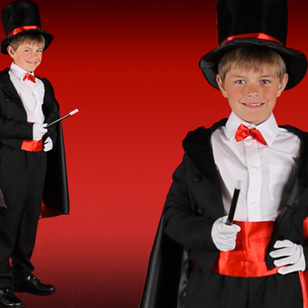 600x600 child magician costume